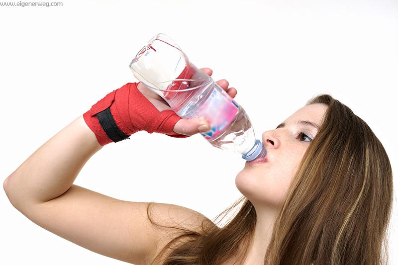 Trink Dein Wasser!