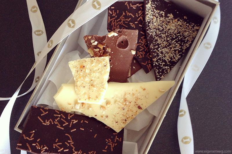 100 Ideen statt Schokolade