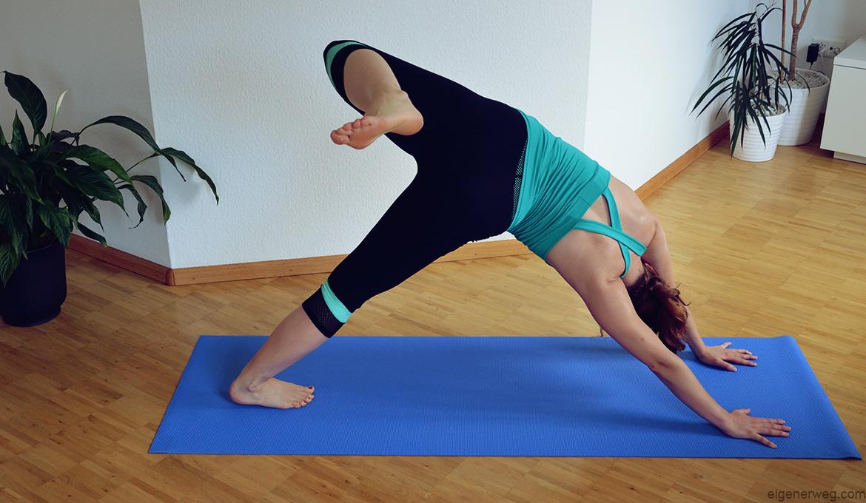 Workout der Woche: Sexy Yoga Tanz