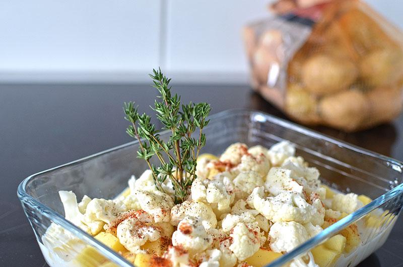 Schnelle rezepte blumenkohl die besten n tzlichen for Mittagsgerichte schnell