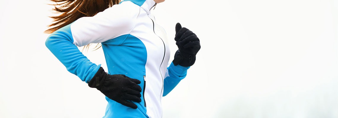Sport im Winter – wie Du immer passend angezogen bist