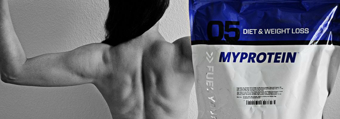 Fit und schlank mit Myprotein