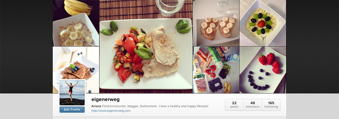 Motivation pur: 10 inspirierende Instagram Fitness Accounts