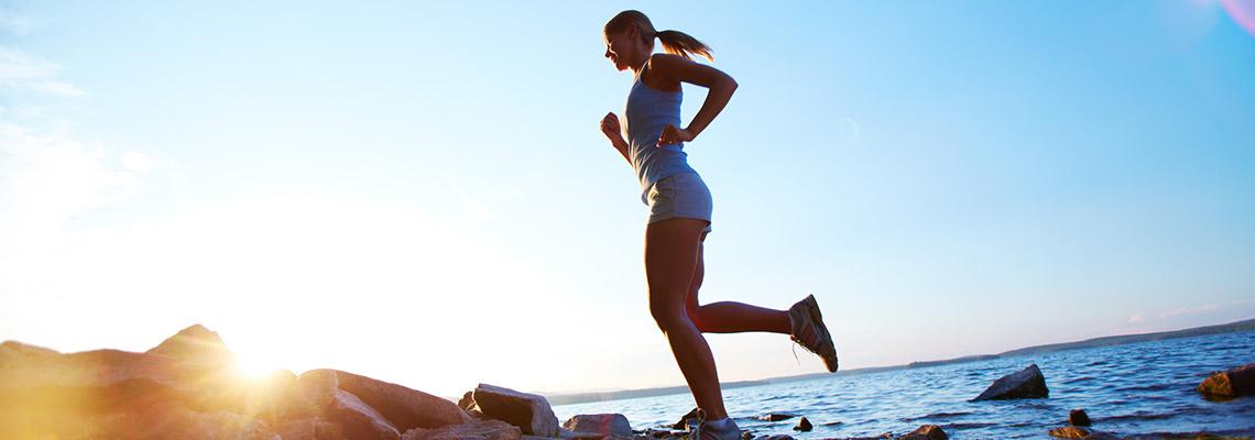 Plauderei am Freitag: Laufen am Morgen