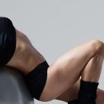 fitnessballslide