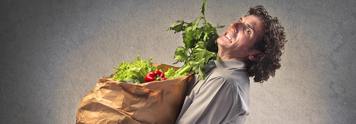 Plauderei am Freitag: Warum ich nicht perfekt esse