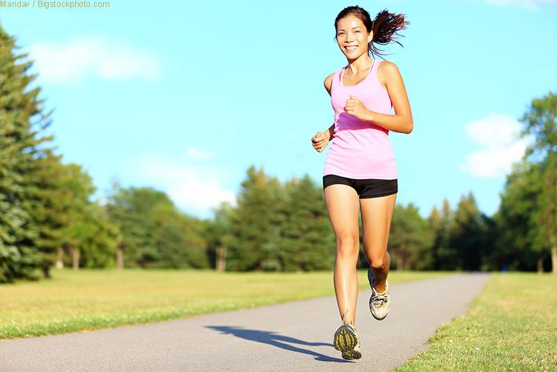Läufer  10 Yogaübungen für Läufer