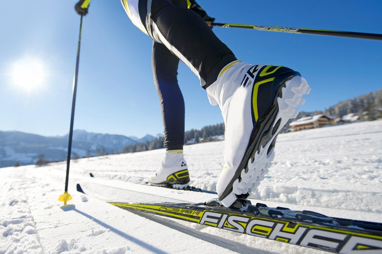 Langlaufen: das ideale Ganzkörpertraining im Winter