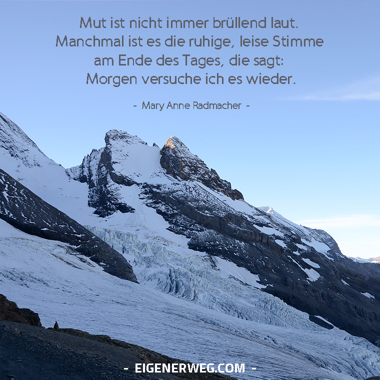 Motivation: Was ist Mut?