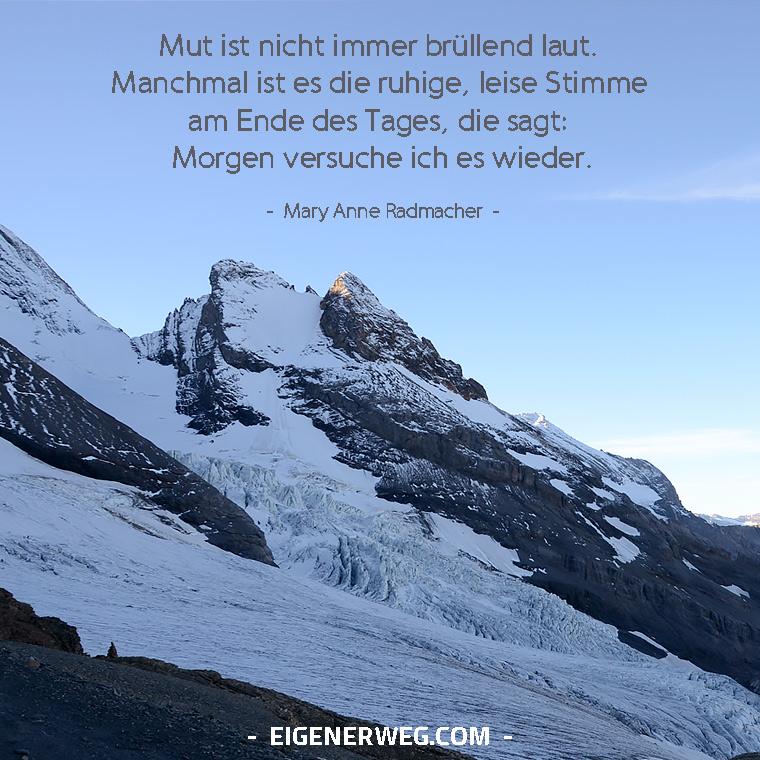 Motivation: Was ist Mut?