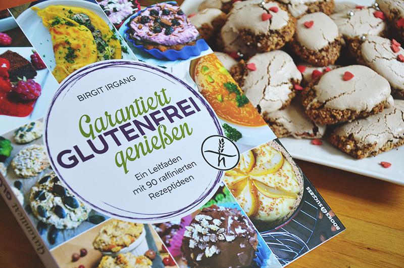 Buchbesprechung: Garantiert glutenfrei geniessen (mit Interview!)