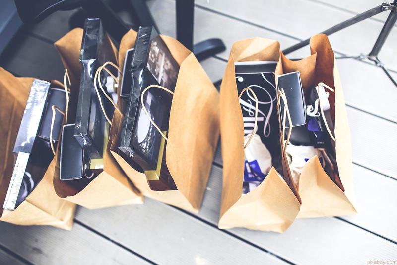 Minimalismus: Fürchte Dich vor Shops