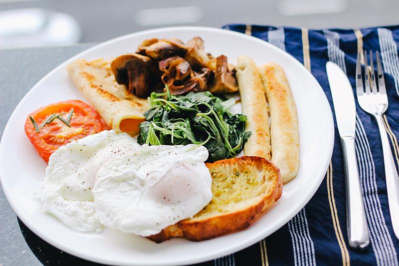 Protein, Frühstück, Eiweiss, Rezept