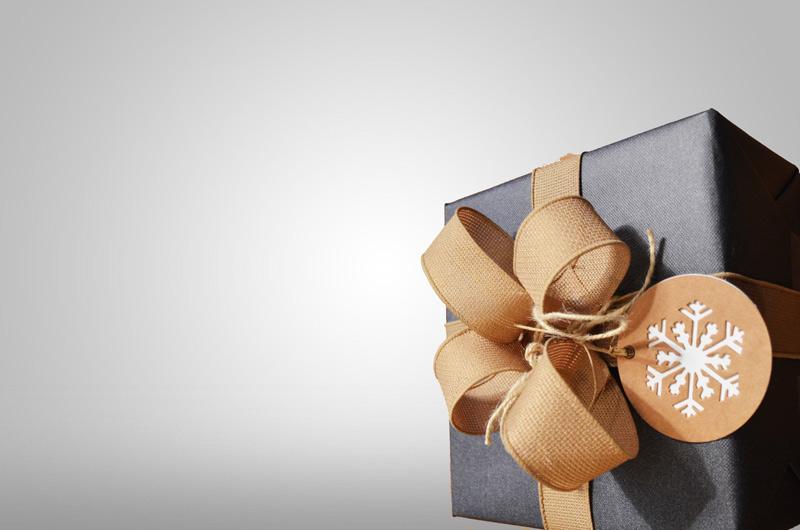 Geschenk, present, gift