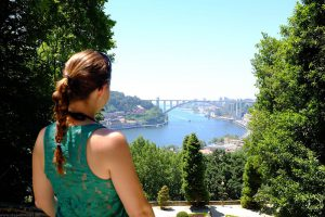 Ariana Roethlisberger Aussicht Porto