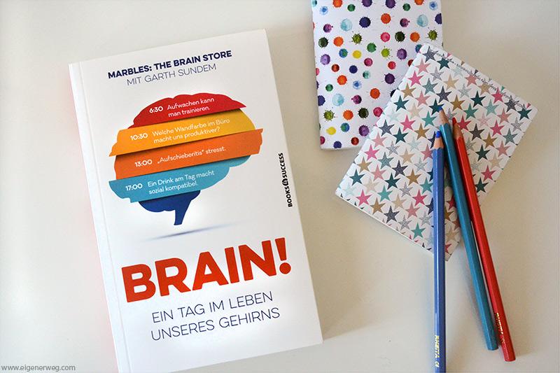Buchbesprechung: Brain! Ein Tag im Leben unseres Gehirns