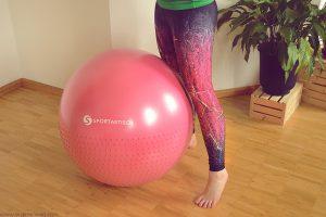 Gymnastikball von Sportastisch