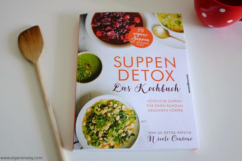 Buchbesprechung: Suppen-Detox