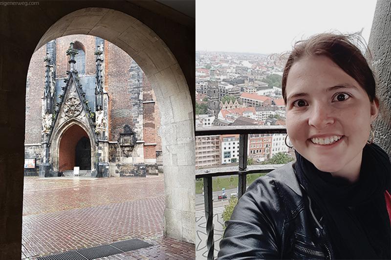 Ariana Röthlisberger in Hannover