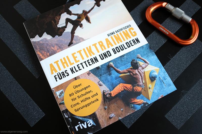 Buchbesprechung: Athletiktraining fürs Klettern und Bouldern
