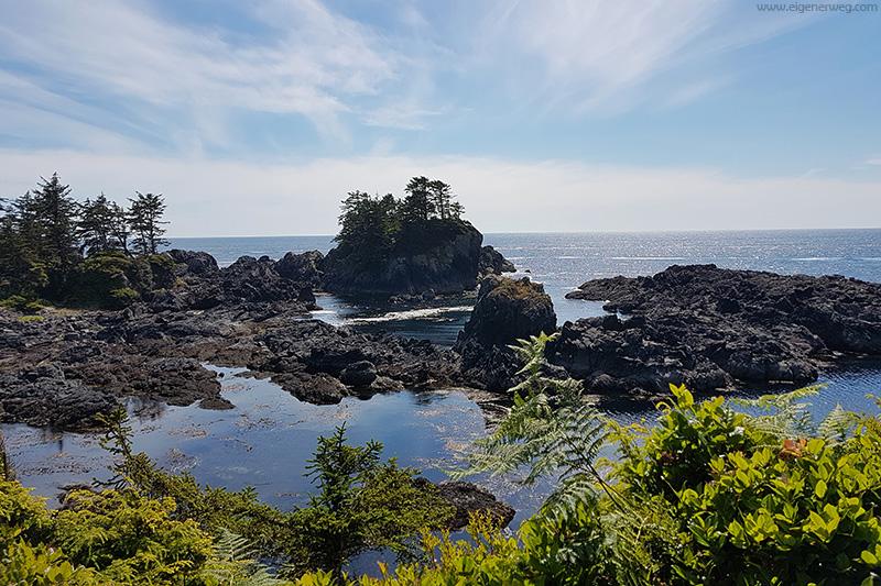 Meer in Kanada auf Vancouver Island
