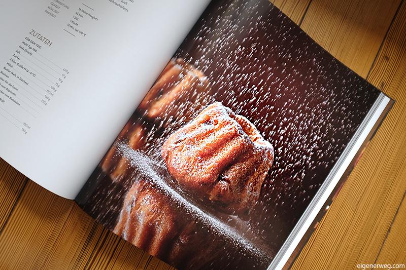 Backbuch mit Brotbackrezepten