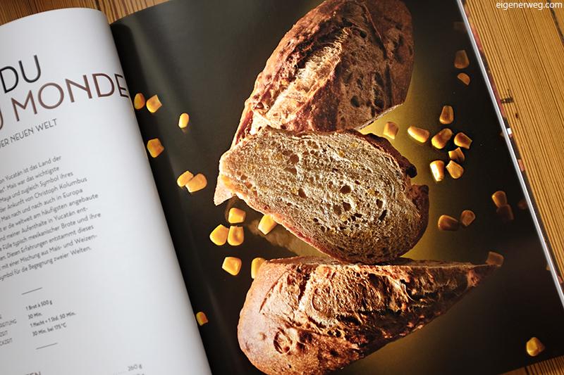 Bühne frei für Brot