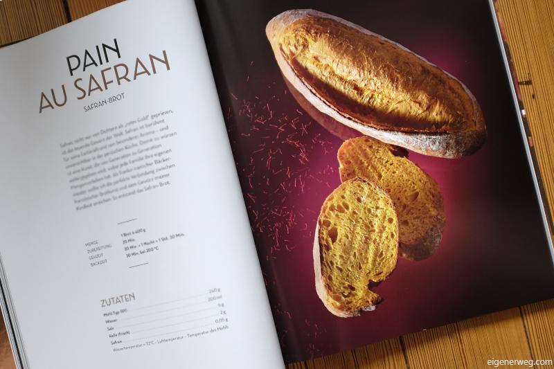 Safranbrot -Rezept für Brot