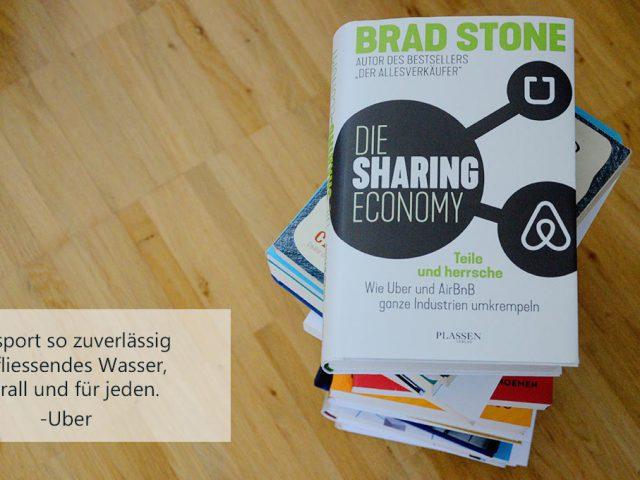 Buchbesprechung: Die Sharing Economy