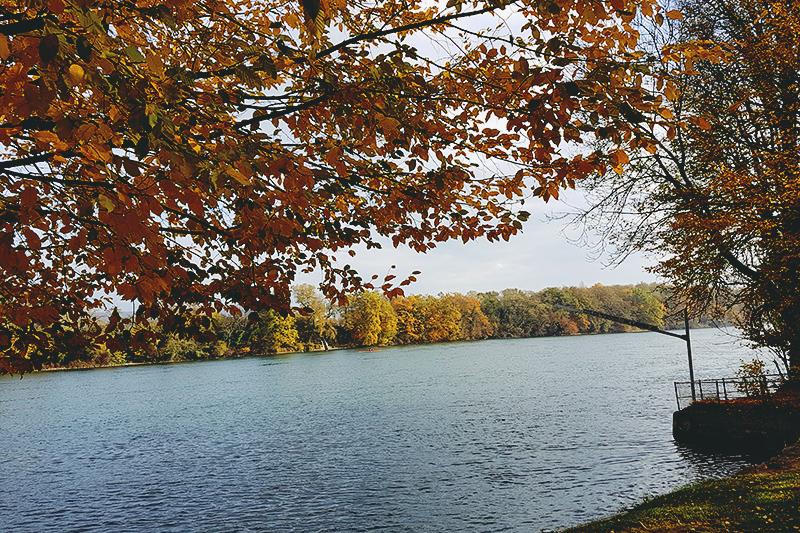 Rheinpfad Basel