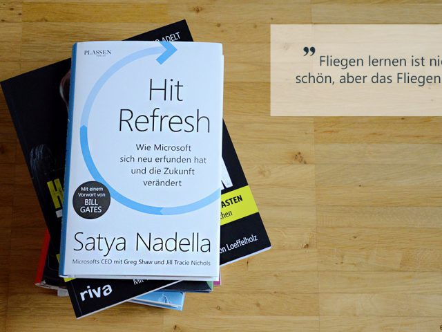 Hit Refresh - Microsoft