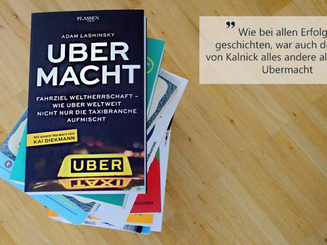 Buchbesprechung: Ubermacht