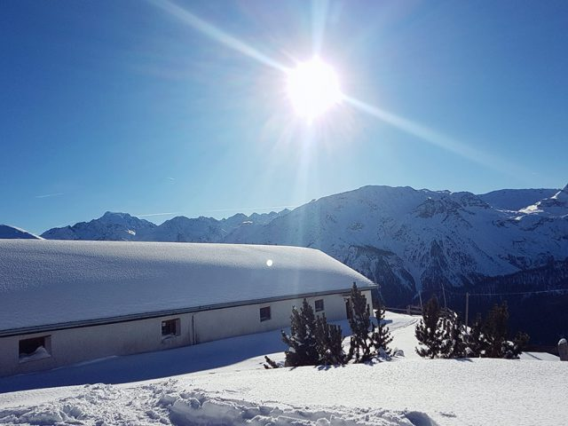 Münstertal im Schnee