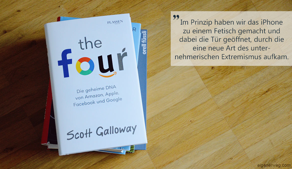 Buchbesprechung: The Four