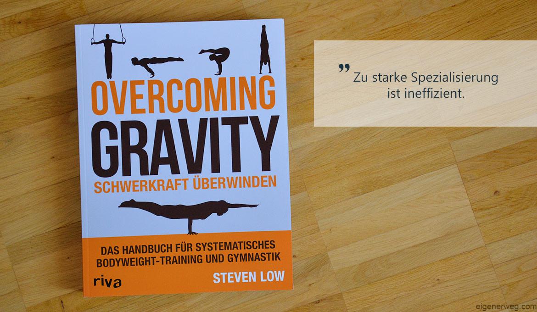 Buchbesprechung: Overcoming Gravity – Schwerkraft überwinden