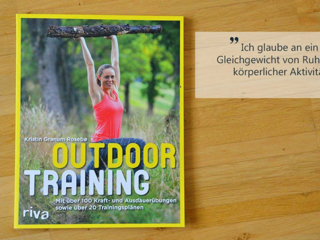 Buchbesprechung: Outdoor Training