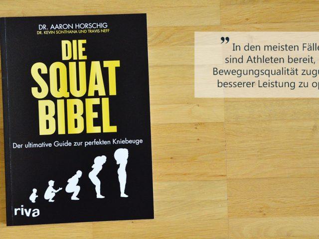Die Buchwoche: Die Squat Bibel