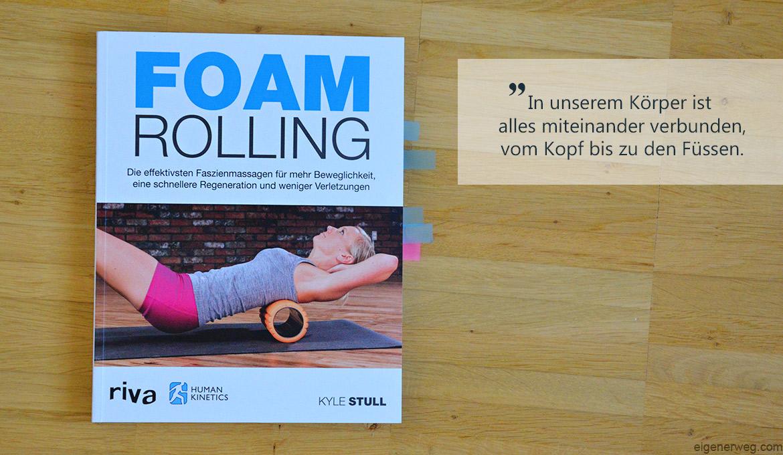 Die Buchwoche: Foam Rolling