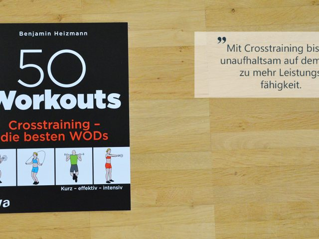 Buchbesprechung: 50 Workouts Crosstraining