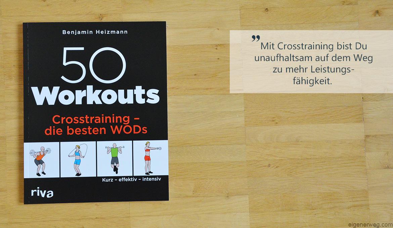 Buchbesprechung: 50 Workouts Crosstraining