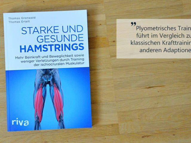 Buchbesprechung: Starke und gesunde Hamstrings