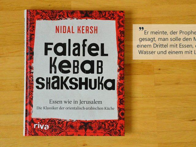Buchbesprechung: Falafel Kebab Shakshuka