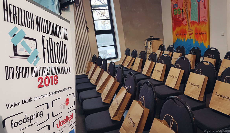 FiBloKo - Fitness Blogger Konferenz