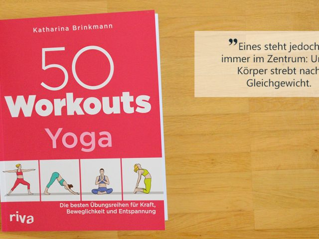50 Workouts Yoga Buch