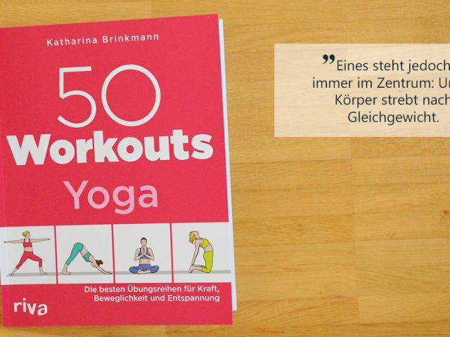 Die Buchwoche: 50 Workouts Yoga