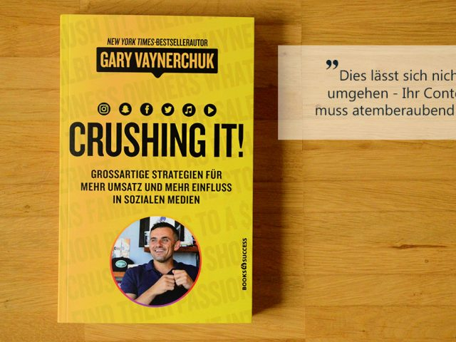 Die Buchwoche: Crushing it!