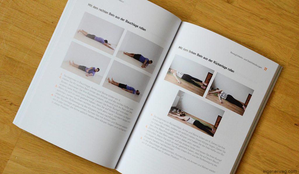 Körperhaltung Buch