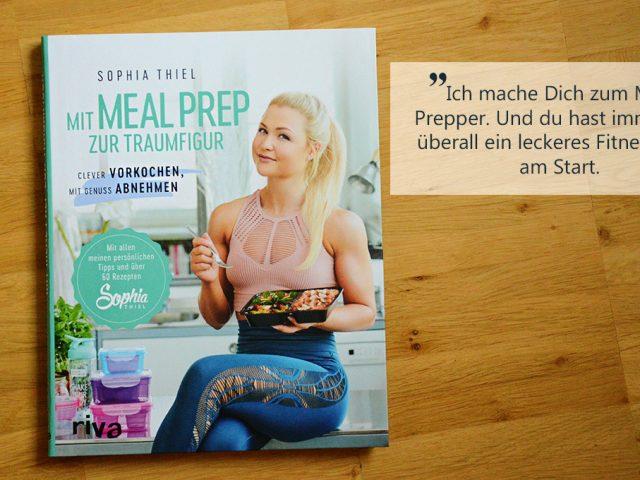 Die Buchwoche: Mit Meal Prep zur Traumfigur