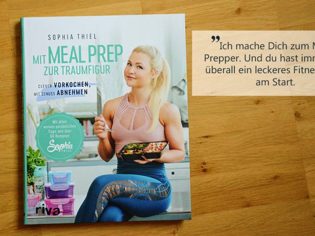 Meal Prep von Sophia Thiel