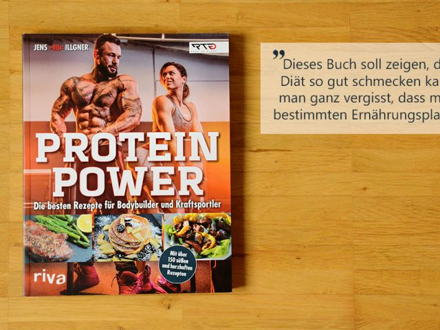 Die Buchwoche: Protein-Power